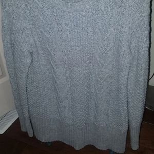 L gap maternity cable knit Sweater